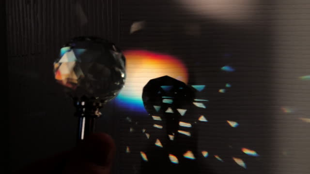 kristall-prisma - prisma stock-videos und b-roll-filmmaterial