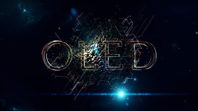OLED Cube