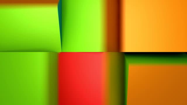 Cubes video