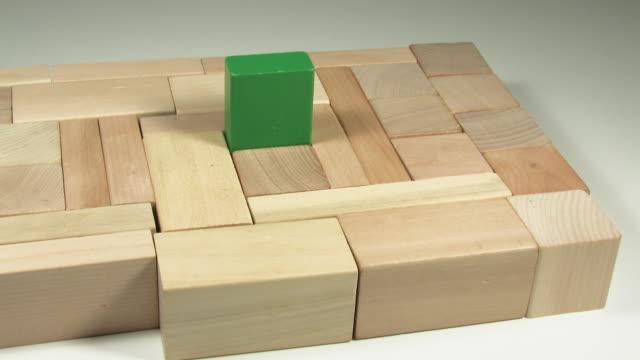 Cubic life - multi format progressive video