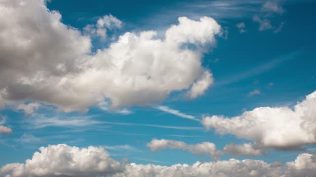 Cumuls clouds video