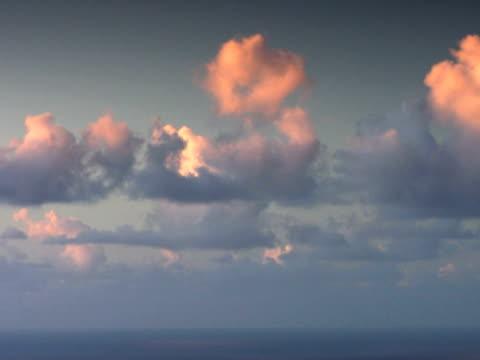 vídeos y material grabado en eventos de stock de pal: nubes cumulus - descripción física