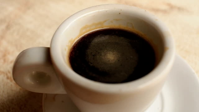 Cup of Cuban Coffee video