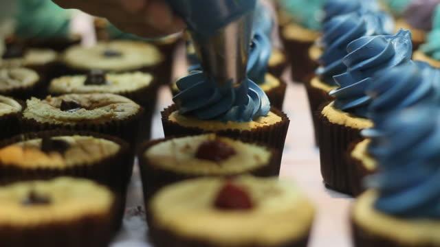 カップケーキ ビデオ