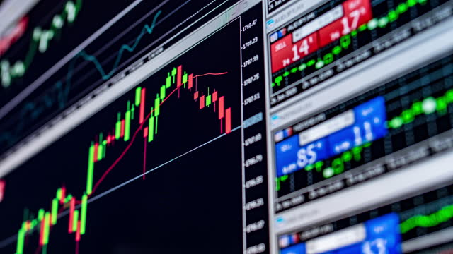 Currency Exchange stock market