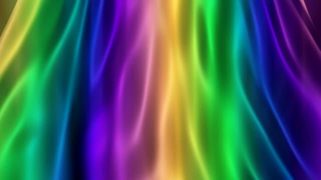 curtain of the aurora video