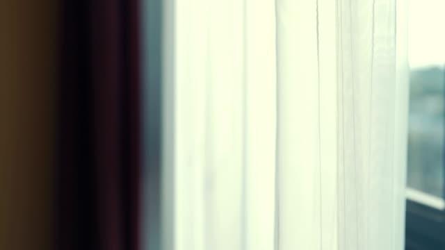 vidéos et rushes de rideau  - rideaux