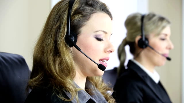 Customer Service Women video