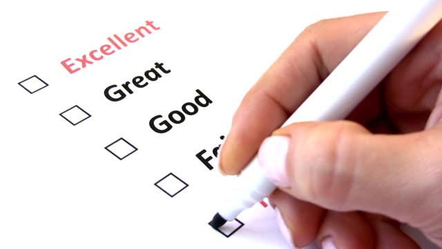 Customer Voting video