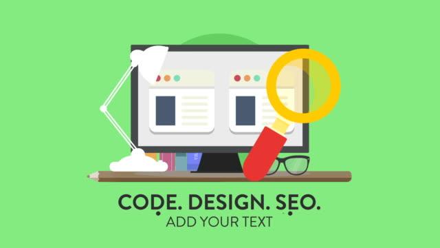 Customizing Promo  - Code. Design. Promo video