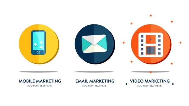 Customizing Promo  - Online Marketing Concept video