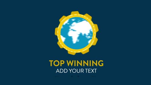 Customizing Promo  - Top Winning Template video