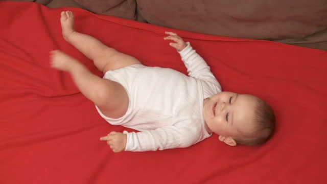 HD: Cute Little Baby video