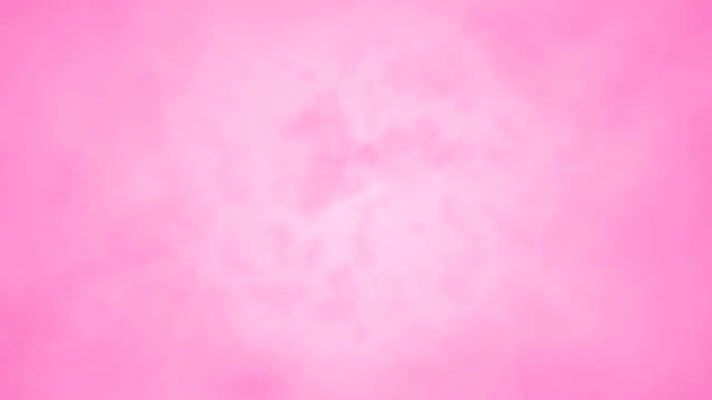 かわいいピンクの星雲アニメーション。濃いピンクのグラデーション曇り空。 - ピンク色点の映像素材/bロール