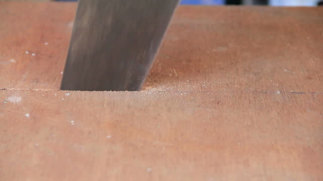 Cutting board. video