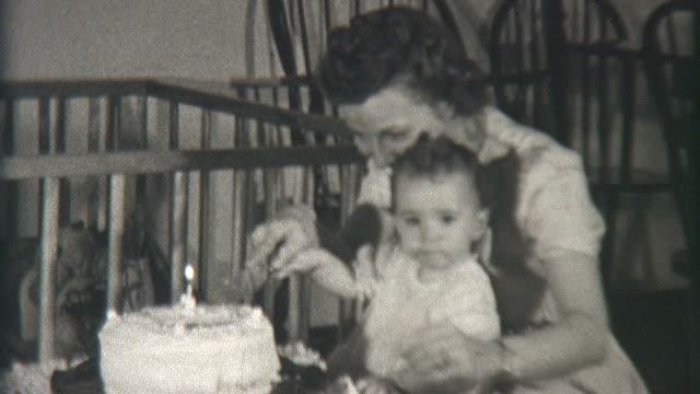 Cutting Cake 1941