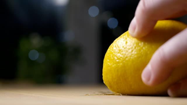 切削スプレー レモン ビデオ