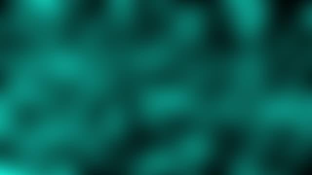 Cyan blurred blinking pattern video