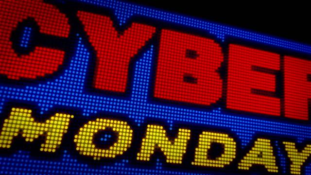 киберпонедельник 2 светодиод - cyber monday стоковые видео и кадры b-roll
