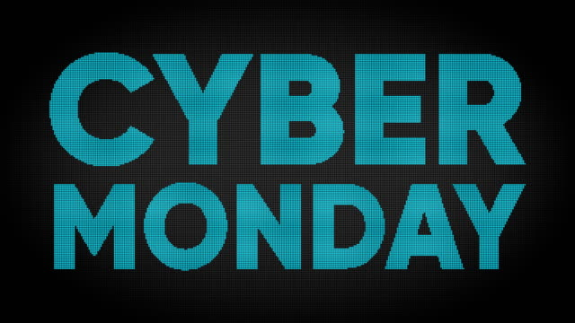 Cyber Monday Cyber Monday Led Screen cyber monday stock videos & royalty-free footage