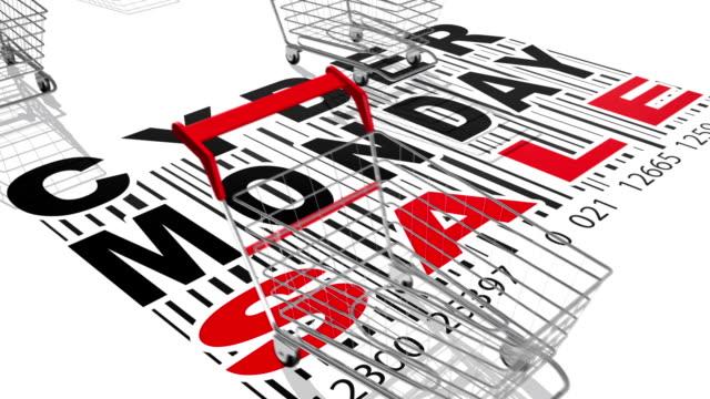 cyber monday - cyber monday filmów i materiałów b-roll