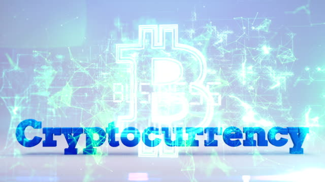 Cyber Money, Cryptocurrency, Savings Concept