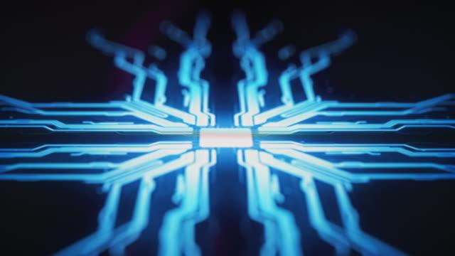 cyber security hacking konzept: mensch finger berührt bildschirmtaste und aktiviert red alert virus. visualisierung und digitalisierung von cyber-angriff, datendiebstahl hacking prozess computer virus verbreitung - zahlentastatur stock-videos und b-roll-filmmaterial