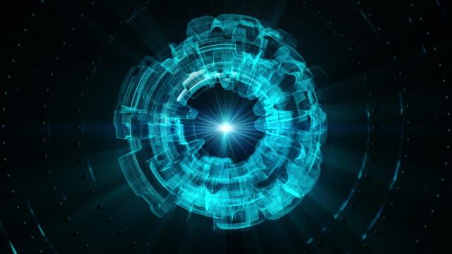 vídeos y material grabado en eventos de stock de cybercore - mecánico