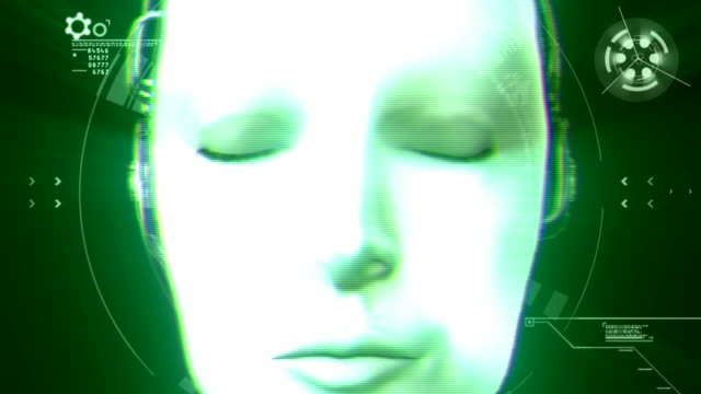 cybernetic vision HD video