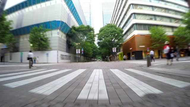 サイクリング丸の内で、東京 ビデオ