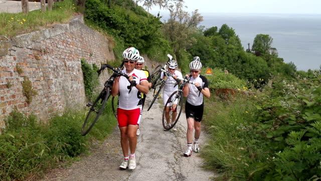 Cyclo-cross training video