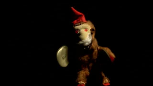 cymbal monkey