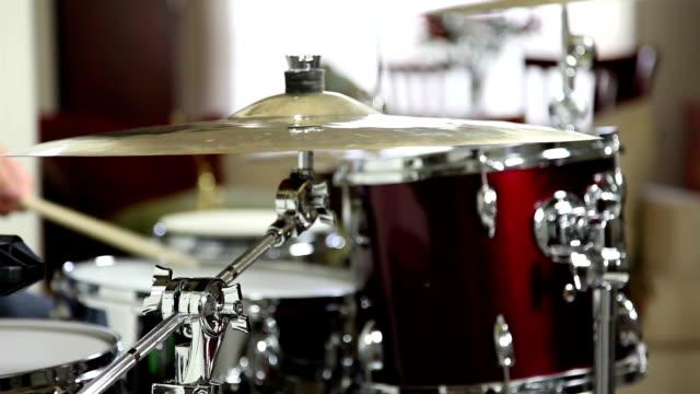 cymbals CU video