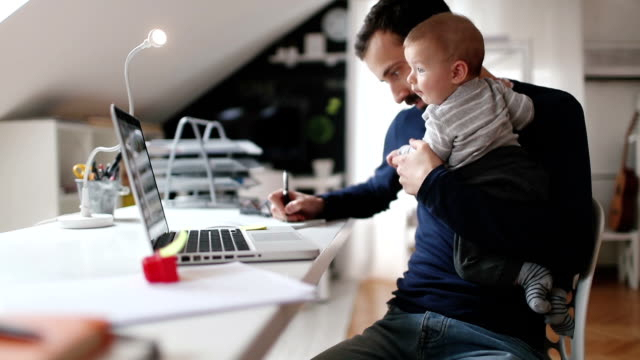 Image result for free dad in home office images