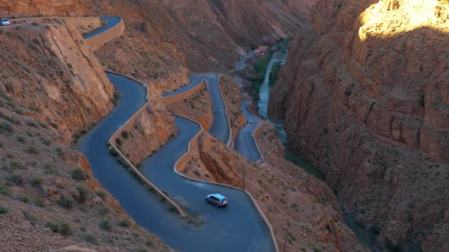 Dades Gorges in Morocco