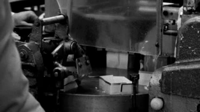 乳製品工場 - 古風点の映像素材/bロール