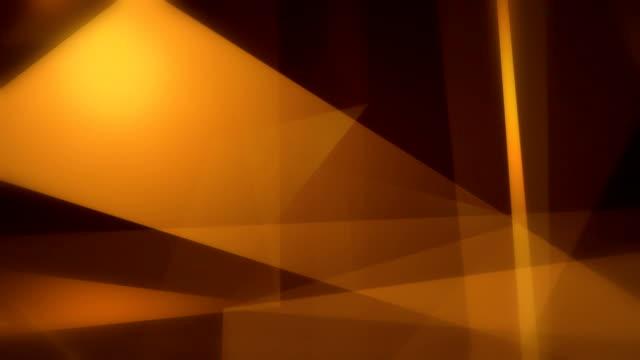 デイジー - 華やかな幾何学的なテクスチャーのビデオの背景のループ - 尖っている点の映像素材/bロール