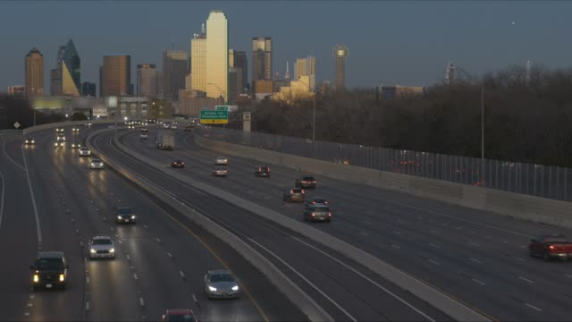 Dallas Dusk