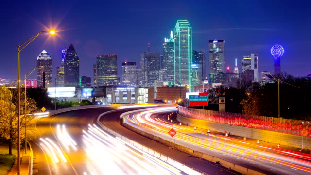 dallas, tx - american architecture stock videos & royalty-free footage