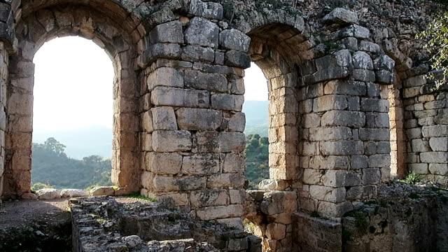 Dalyan, Caunos ancient city. video