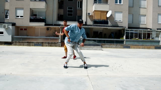 dance is all you need - hip hop video stock e b–roll