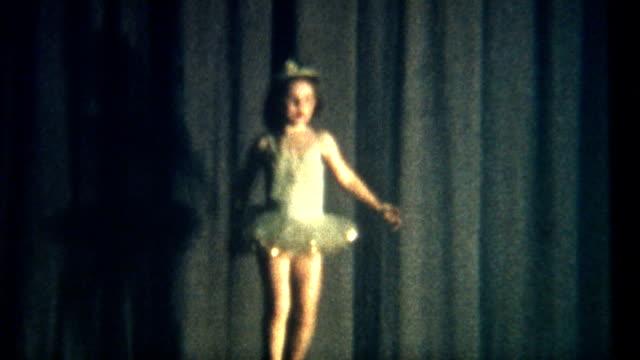 Dance Recital 1950 video