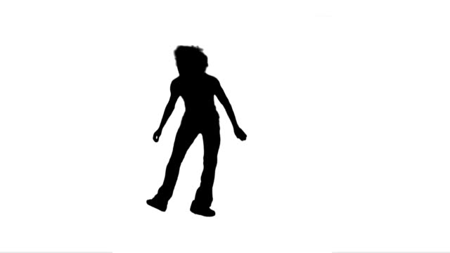 Dance Silhouette video