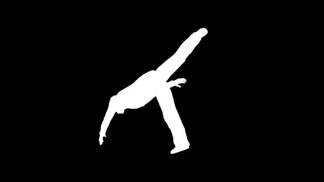 Dancer Silhouette video