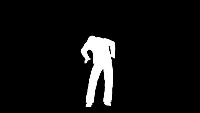 Dancer Silhouette video