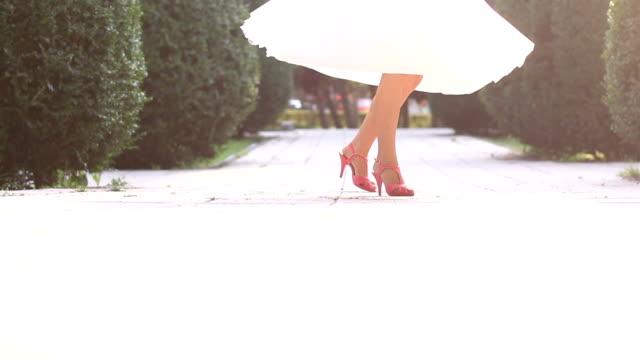 Dancing bride! video