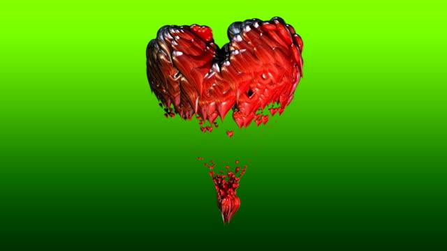 dancing heart video