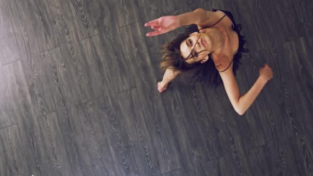 dans är livet - dansa balett bildbanksvideor och videomaterial från bakom kulisserna