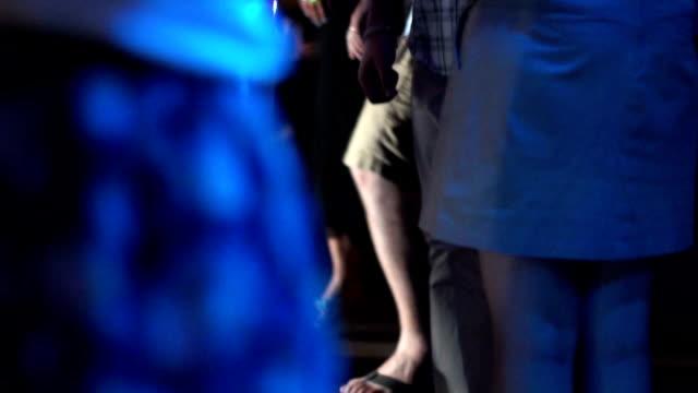Dancing people Unidentified people dancing in full HD format grooved stock videos & royalty-free footage