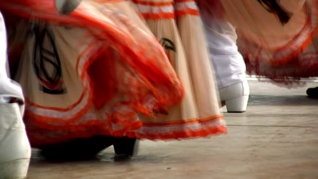 dancing - kültürler stok videoları ve detay görüntü çekimi